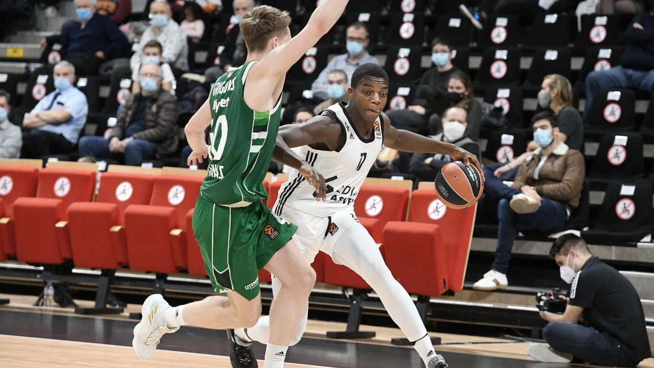 Basket/Euro Challengers U20 Une campagne victorieuse en bleu pour Elwin Ndjock