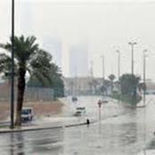 تحذير لسكان هذه المناطق..الأرصاد تعلن حالة الطقس ودرجات الحرارة المتوقعة غدا الخميس 3 ديسمبر 2020