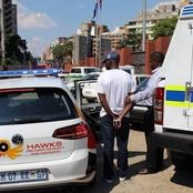 Opinion :Hawks finally strike the ANC corruption with a huge arrest