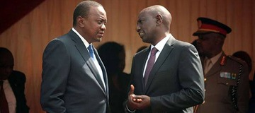 Revealed: Why DP Ruto is Bitter With Uhuru