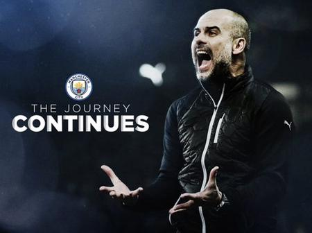 Reasons why Guardiola signed a new deal