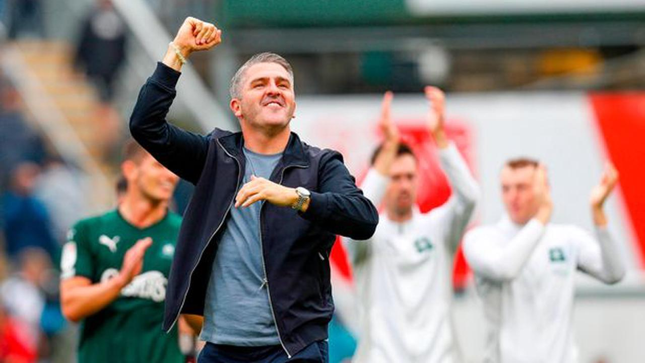 Ryan Lowe pinpoints Plymouth Argyle turning point in victory over Doncaster Rovers