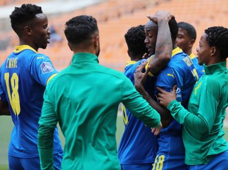 Good News For Kermit Erasmus and Themba Zwane From CAFCL. See this