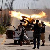 بالأسلحة الثقيلة.. الحرب تشتعل بين المليشيات المسلحة الموالية لأردوغان في ليبيا وسقوط قتلى