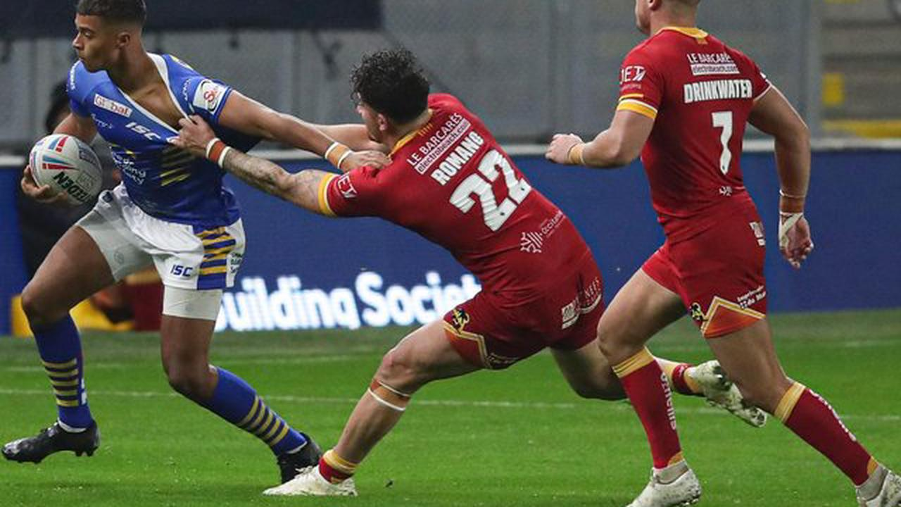 York City Knights raid Leeds Rhinos for double signing