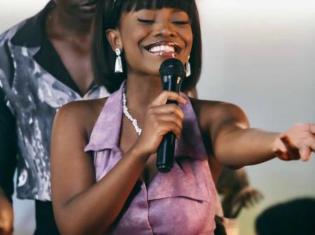 Check out beautiful photos of this fast rising Ghanaian singer Gyakie