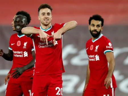 Liverpool Forward Who Has Proved He Can Be Better Than Salah After Bagging a Brace For His Country
