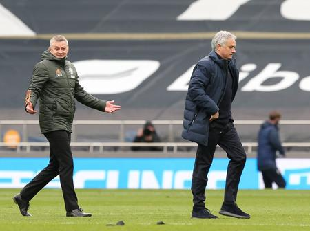 Jose Mourinho Angered With Ole Gunnar Solskjaer's Post Match Comments About Heung Min Son