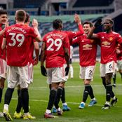 United become the second team in EPL history to go unbeaten for more than 22 away games
