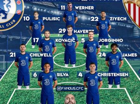 Opinion: How Chelsea Squad Could Lineup And Face Sevilla In Champions League Today