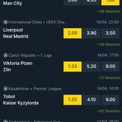 Best 15 Matches Analysis With GG, Over 2.5 And More Than 120 Odds