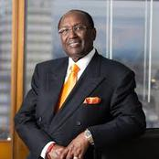This Was Chris Kirubi's First Hustle