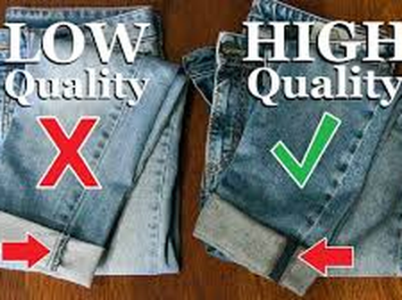 Check these 5 Tips on how to recognize quality items