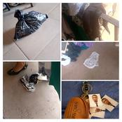 Drama In ABSU Law Faculty As Student Is Found With Used Sanitary Pads And Other Stolen Items