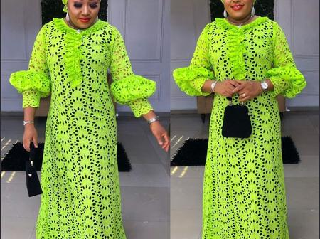 Impressive Kaftan Styles For Beautiful Ladies To Rock On Easter Sunday (Photos)