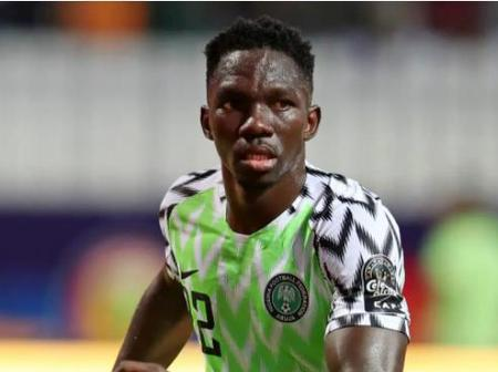 Super Eagles defender explained why he couldn't break into Chelsea's First Team - Omeruo