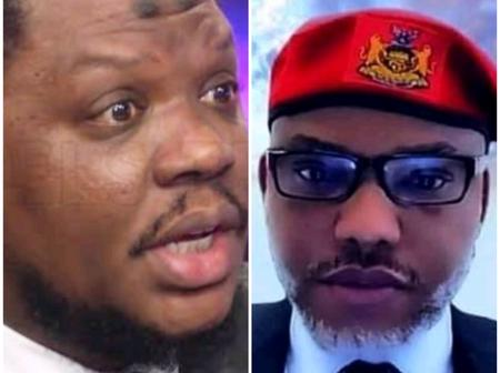 Days after Fulani Man Compares Nnamdi with Shekau, See Another Bombshell Tweet He Just Posted About Biafra