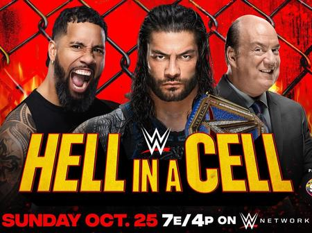 Ups and Downs from WWE Hell in a Cell 2020