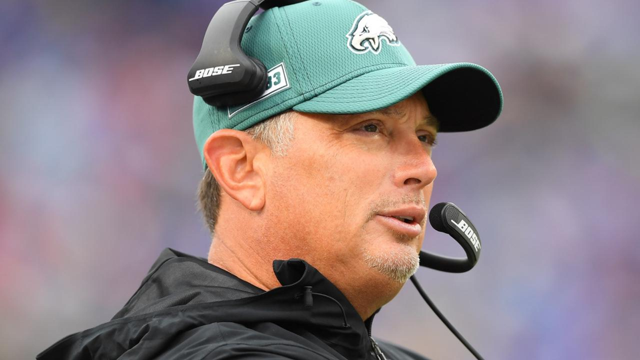 Jim Schwartz says Eagles will have 'no-hat rule' for Sunday's finale