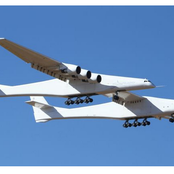 5 largest aircrafts that have ever been flown