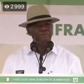 Ouattara à l'opposition :