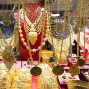 «بشرى سارة بأسعار الذهب» عيار 21 يسعد الملايين بانخفاض مفاجئ اليوم.. والأهالي:«اشتروا قبل ما يغلى»