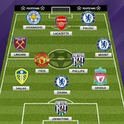 Premier League, Serie-A, La Liga And Bundesliga Teams Of The Week According To Footstars