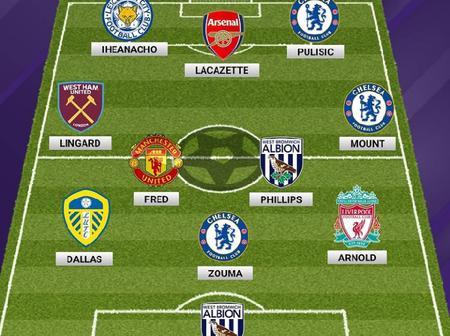 Premier League, Serie-A, La Liga And Bundesliga Teams Of The Week According To Footstars