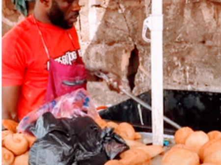 After This Nigerian Man Was Deported From Russia, See What He Is Currently Doing For A Living