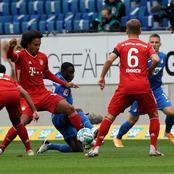 Bundesliga : Le Bayern Munich humilié par Hoffenheim