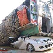 The World's Strangest Car Accidents Ever Seen, 26 Of It (Photos Inside)