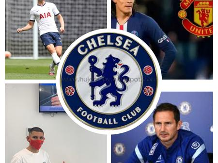 UPDATE: Arsenal Star Completes His Medical, Update on Chelsea As They Trashed Crystal Palace, Others