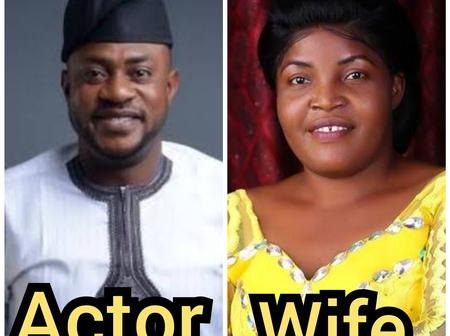 Check Out The Beautiful Wives Of 6 Popular Yoruba Actors (Photos)