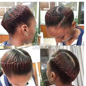 Lovely Natural Hairstyles To Help You Save Your Money While You Look Adorable