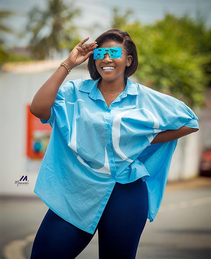 e25f9225f8a14bc0e4321264a27c8c5c?quality=uhq&resize=720 - 10 Times Cookie Tee Proved She Is The Prettiest Media Personality In Ghana