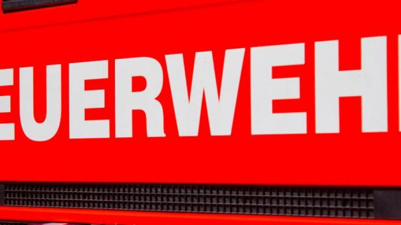 Dachsberg: Brand verursacht hohen Sachschaden