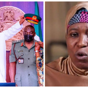 Aisha Yesufu Reacts To The Decoration Of New Service Chiefs By President Buhari. See What She Said