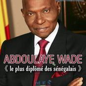 Abdoulaye Wade, le