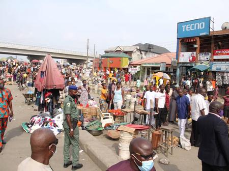 PHOTOS: No mercy as governor orders arrest, trial of traders selling under, around new flyover