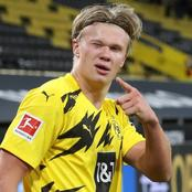 Erling Haaland's Club Respond To Manchester United And Chelsea Transfer News Of Their Player