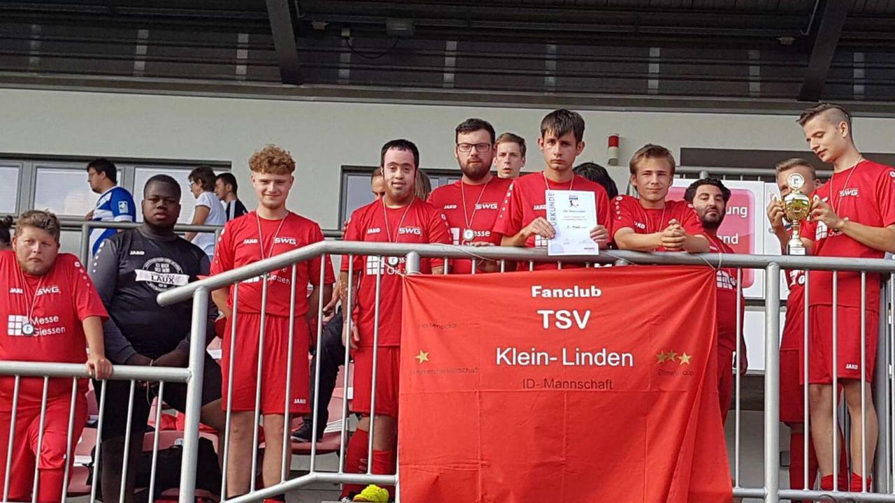 Platz drei für TSV Klein-Linden   Lokalsport