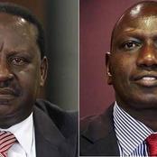 End of Raila-Ruto 'Coalition'? DP Ruto Ally Kimani Ngunjiri Says This on 2022 Coalition With ODM