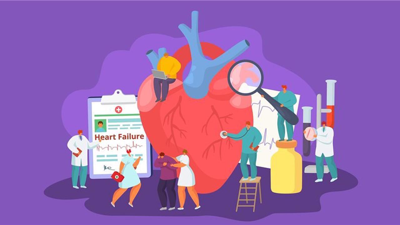 Herzinsuffizienz  Kardiologen fordern Gratistests zur Früherkennung