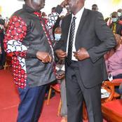 Moses Kuria's Audacious Prediction About 2022, Raila Odinga To Endorse William Ruto