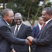 Justin Muturi's Race For Presidency Takes a New Twist After Fresh Details Emerge