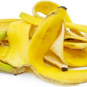 5 benefits of banana peels, you will never throw them away after this