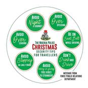 POLICE: important instructions for those traveling this December, please do not ignored