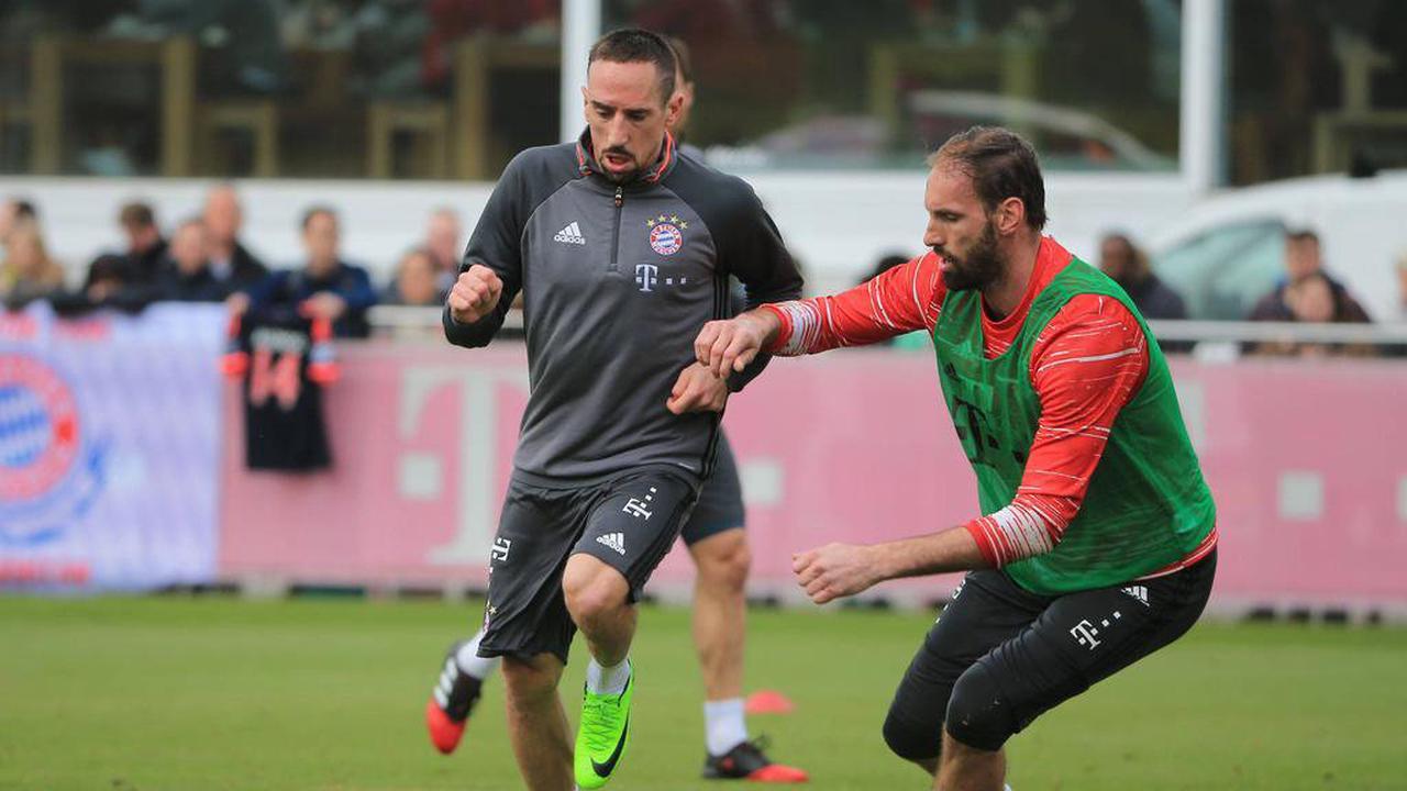"""Starke hat beim FC Bayern """"auf Ribéry aufgepasst"""""""