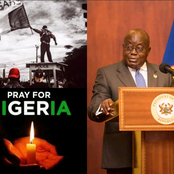 Akufo-Addo Finally Reacts To The Ongoing Crisis In Nigeria; This Is What He Has To Say