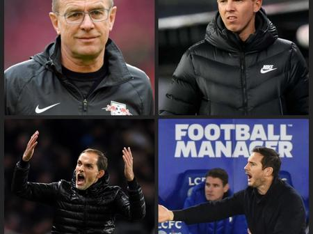 See The Managers That Abramovich Has Outlined To Potentially Replace Lampard